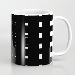 Perceive Depth In Black And White Coffee Mug