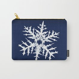 Evil Snow Carry-All Pouch