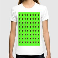 coke T-shirts featuring COKE GREEN by Jeef