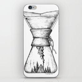 Chemex Coffee iPhone Skin
