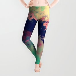 What am I painting? Leggings