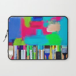 Real Weapons Of Mass Creation Laptop Sleeve