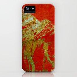 Curupira iPhone Case