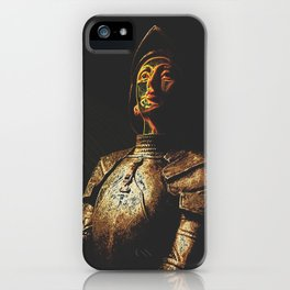St Joan iPhone Case