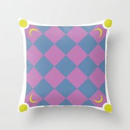 Deckard's Rug Throw Pillow