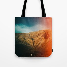 love is in the mountain Tote Bag