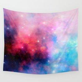 Intertstellar cloud Wall Tapestry