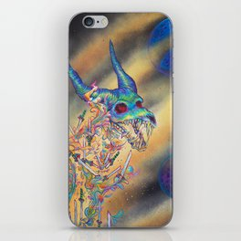 Dweller iPhone Skin