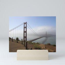 An Amazing View Mini Art Print