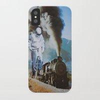iron man iPhone & iPod Cases featuring Iron Man by John Turck
