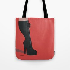 Red Hot High Heels Tote Bag