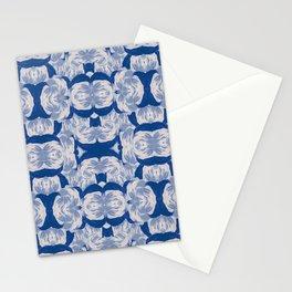 Indigo Swell Stationery Cards