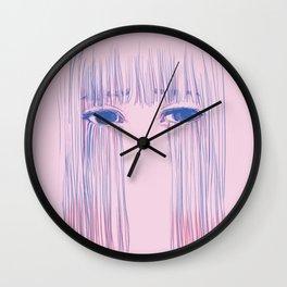 Sad Again Wall Clock