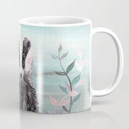 Bill the Badger Coffee Mug