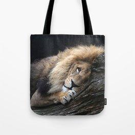Aqua_Lion_20180102_by_JAMColorsSpecial Tote Bag