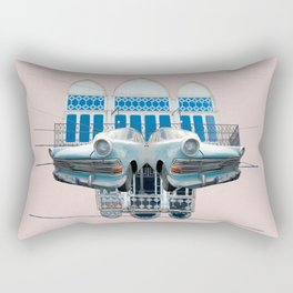 Gemmayzeh - Beirut Rectangular Pillow