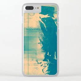 the consumers Clear iPhone Case