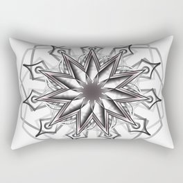 Mandala 0027 Rectangular Pillow