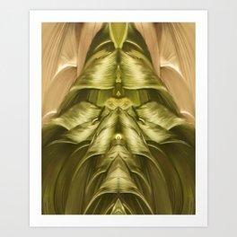 Borg Gren Art Print