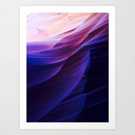 Antelope 2 Art Print