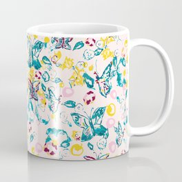 Sweet Butterflies Coffee Mug