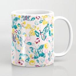 Sweet Butterflies Coffee Mug