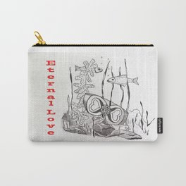 The Symbol of Eternal Love Carry-All Pouch