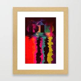th'cyrrynt yyrr Framed Art Print