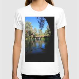 Natural Swimming Pool, Western Australia T-shirt