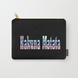 Hakuna Matata stars Carry-All Pouch