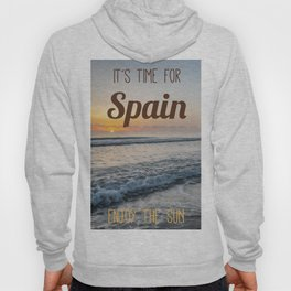Time for spain Hoody