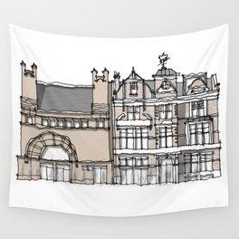 Whitechapel Gallery London Wall Tapestry