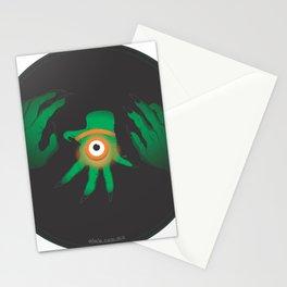 the graeae eye Stationery Cards
