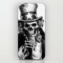 Uncle Sam iPhone Skin