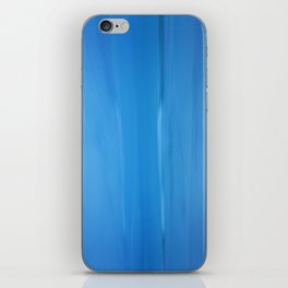 Abstract Blues iPhone Skin