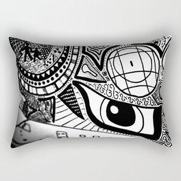 Fly with me Rectangular Pillow