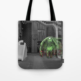 Unseen Monsters of Melbourne - Thorn Tote Bag