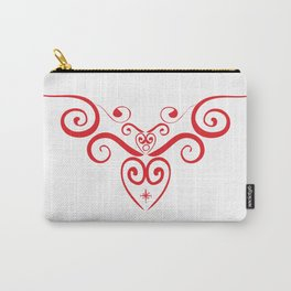 ANGEL'S HEART Carry-All Pouch