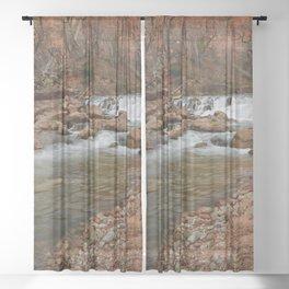 Virgin_River Falls 0898 - Zion Court Sheer Curtain