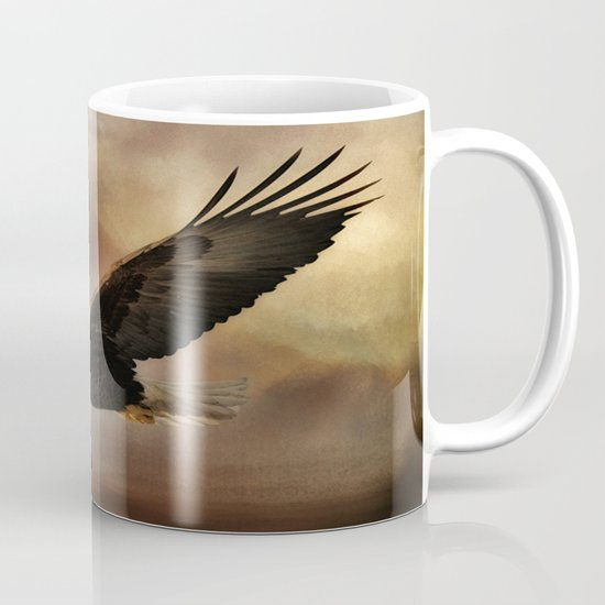 Eagle Flying Free by gypsykisspotography