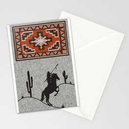 American Native Pattern No. 275 Stationery Cards