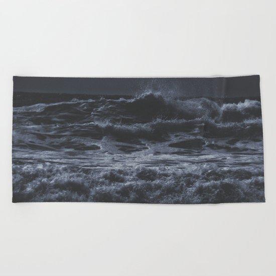 Where is my mind? Beach Towel
