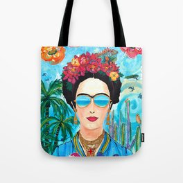 Frida Aruba Tote Bag