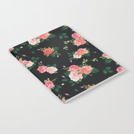 flowers pattern Notebook