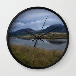Llyn y Cefn Wall Clock