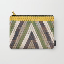 Steep Scales Carry-All Pouch