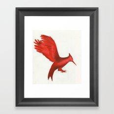 Mockingjay CatchingFire Framed Art Print