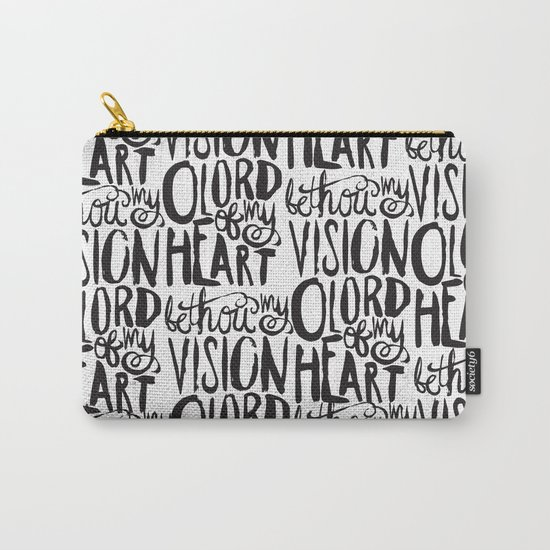 BE THOU MY VISION Carry-All Pouch