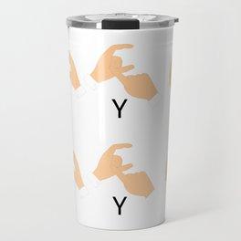 ByeBye Travel Mug