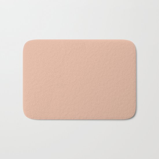 Rose Gold Bath Mat